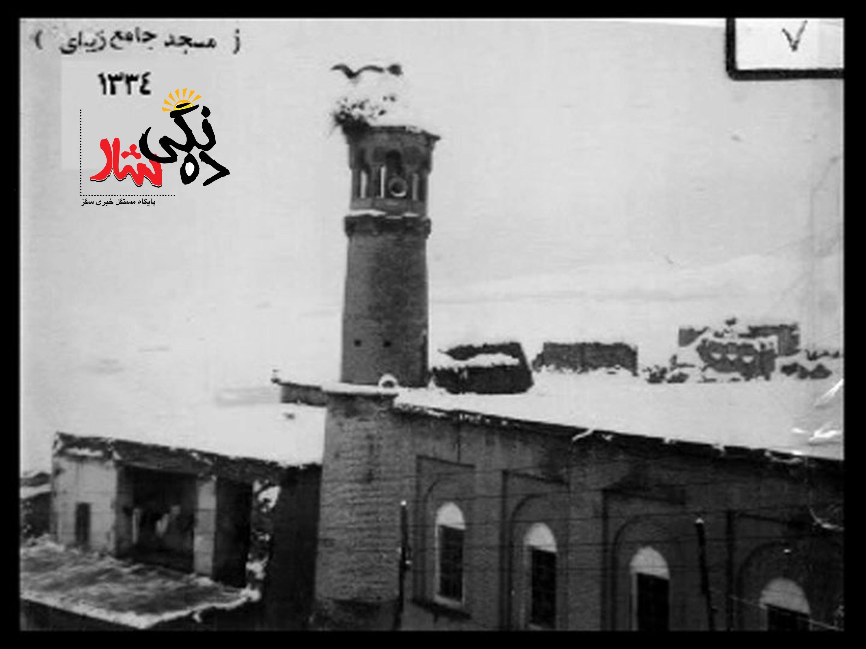 تصاویر قدیمی سقز ( مساجد )