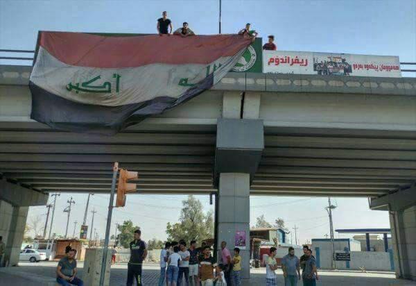 بیانیه نخست وزیر عراق درخصوص برقراری امنیت درکرکوک