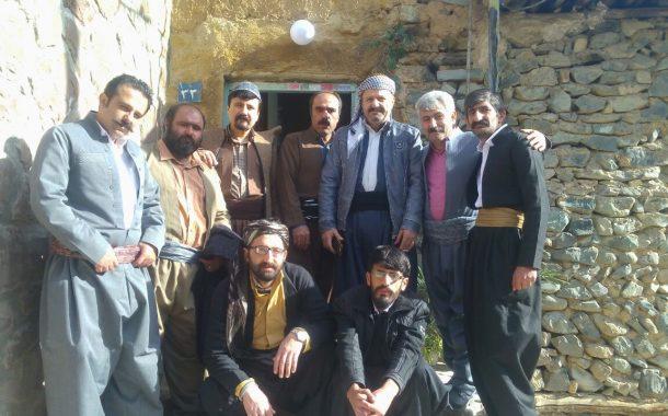 حضور محمد زارع زاده هنرمند پیشکسوت سقزی در جدیدترین سریال سعید آقاخانی که برای نوروز در حال آماده شدن است