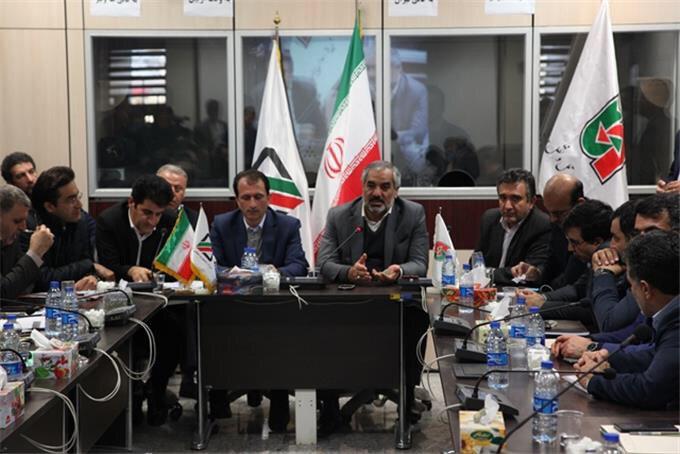 ساماندهی وضعیت مرز بینالمللی باشماق مریوان از اولویتهای اقتصادی کردستان است