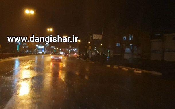 آخرین خبر از وضعیت بارش شدید باران در سقز