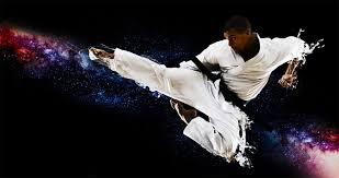 درگیری فیزیکی در مسابقات کاراته استان