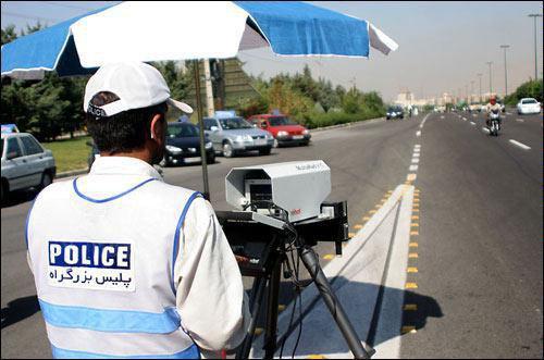 آخرین نرخ جریمه های رانندگی در سفرهای نوروزی ۹۶
