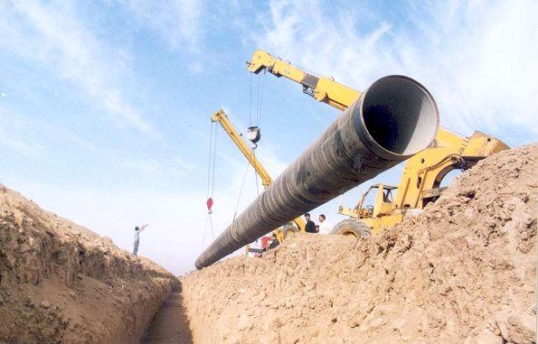 آخرین وضعیت پروژه خط دوم انتقال آب از سد بوکان (سد لگزی) به تبریز