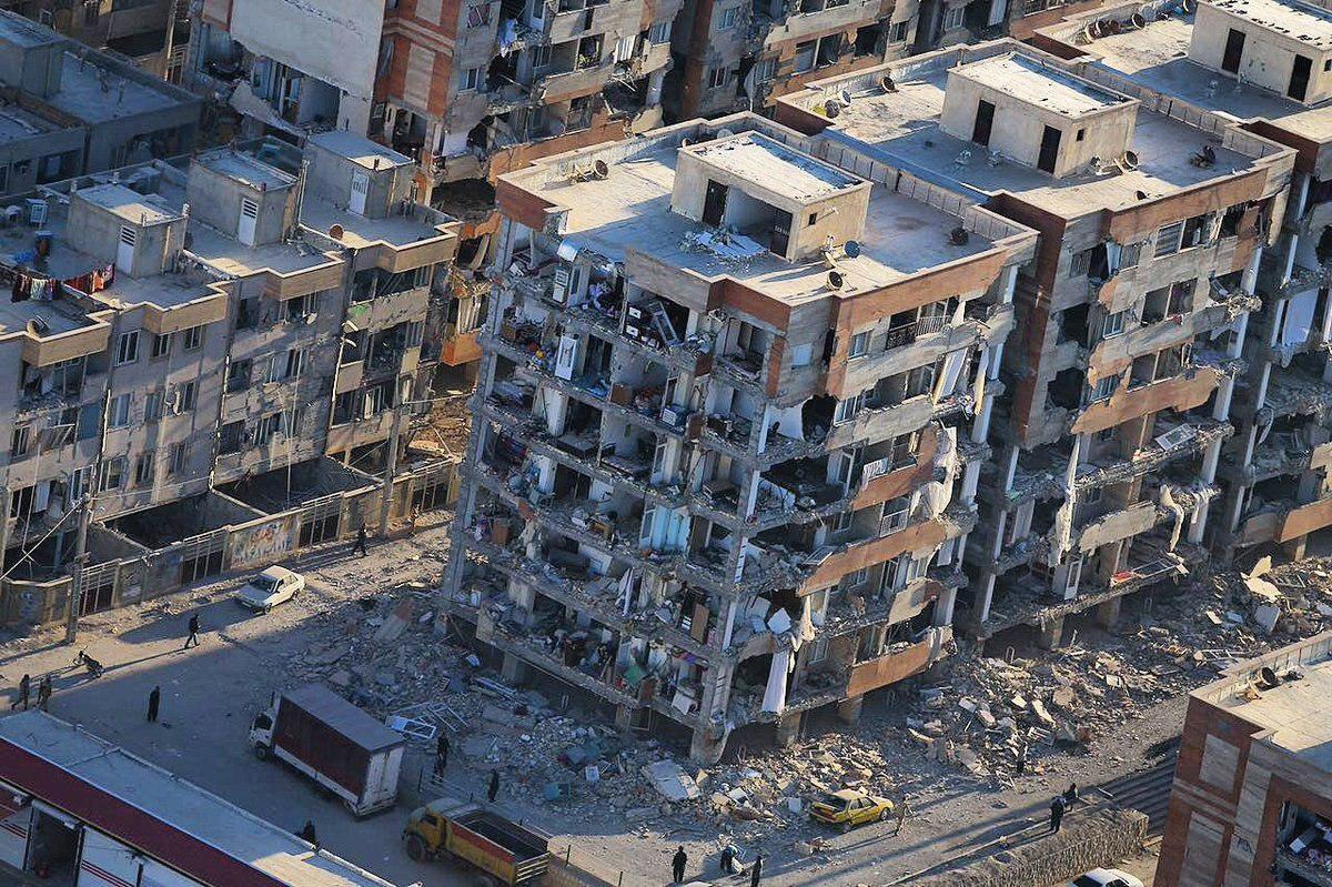 زلزله کرمانشاه ، چالش ها و راهکارها