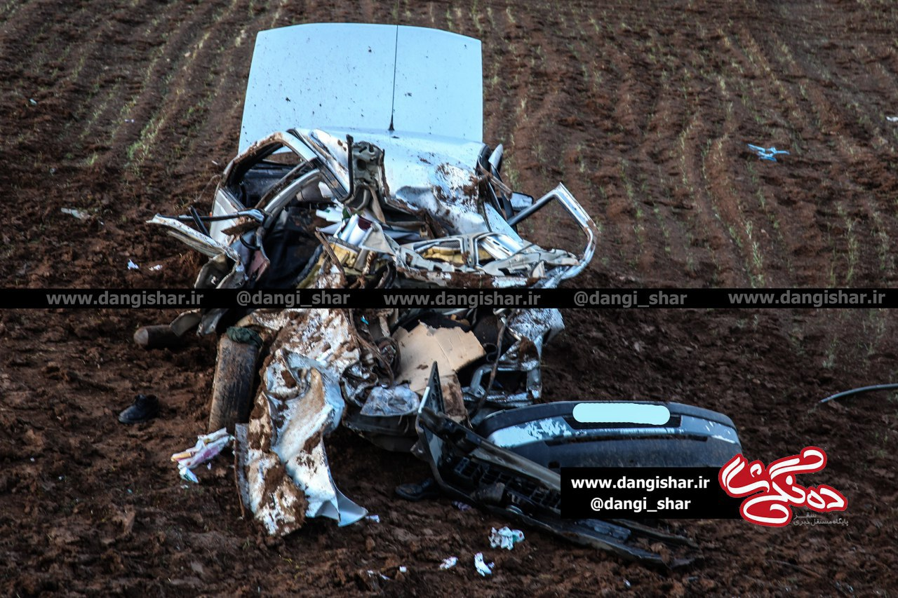 4 کشته و زخمی در محور سقز دیواندره
