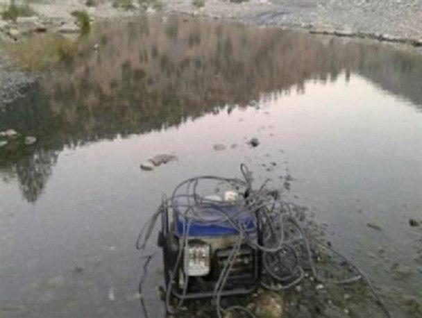 مرگ جوان بانه ای در حین ماهیگیری