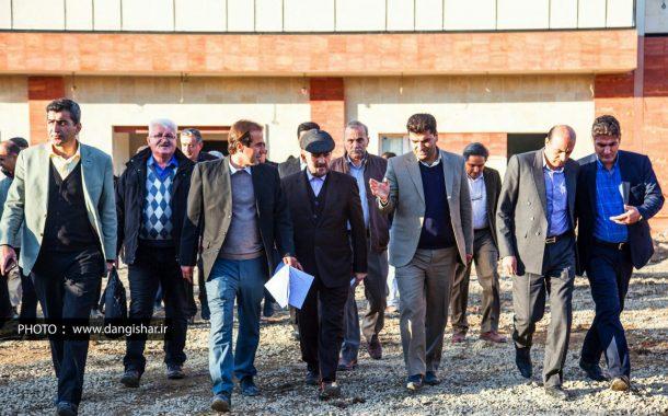 حضور معاون وزیر راه و شهرسازی در سقز