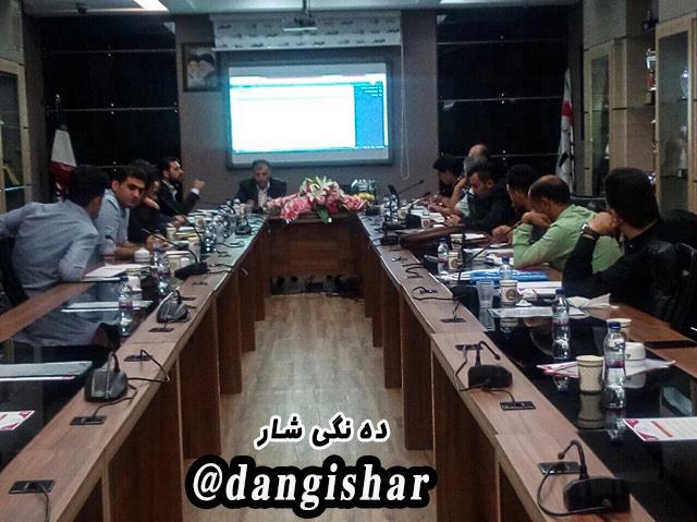 مراسم قرعه کشی لیگ دسته اول فوتسال کشور در مرکز ملی فوتبال ایران برگزار شد