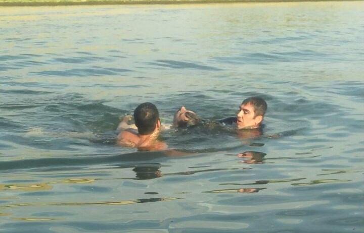 مرگ 2 برادر بوکانی در رودخانه ساروقامیش