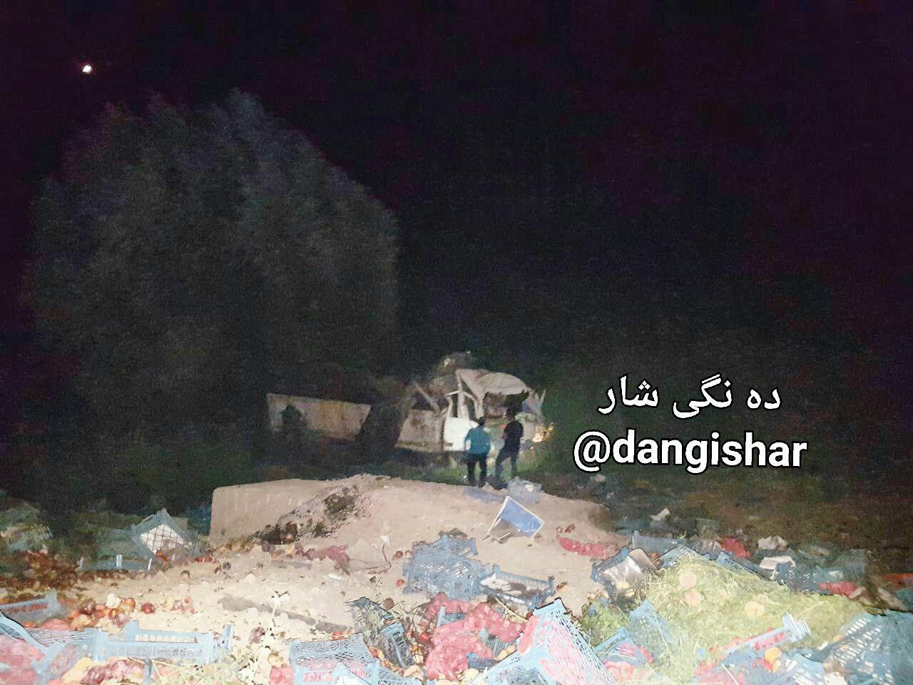 2 کشته و زخمی در محور سقز دیواندره