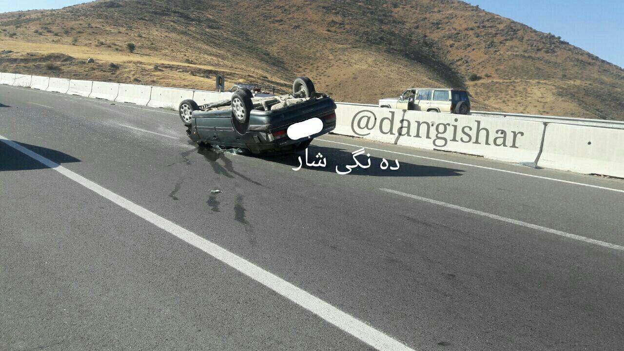 پارک مولوی (شهر) سقز در آستانه بروز حادثه
