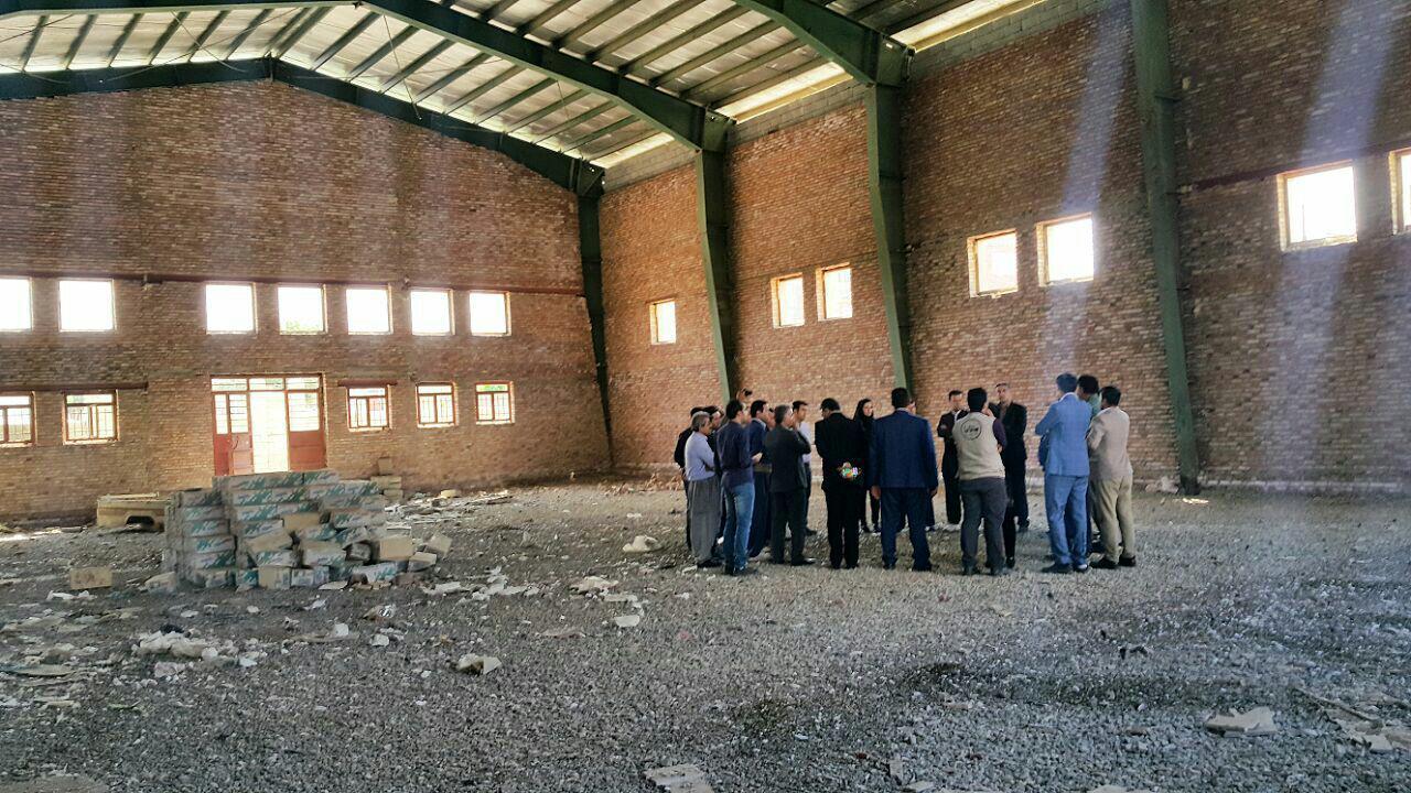 تکمیل سالن ستاد بحران شهرداری در بهارستان در دستور کار قرار گرفت