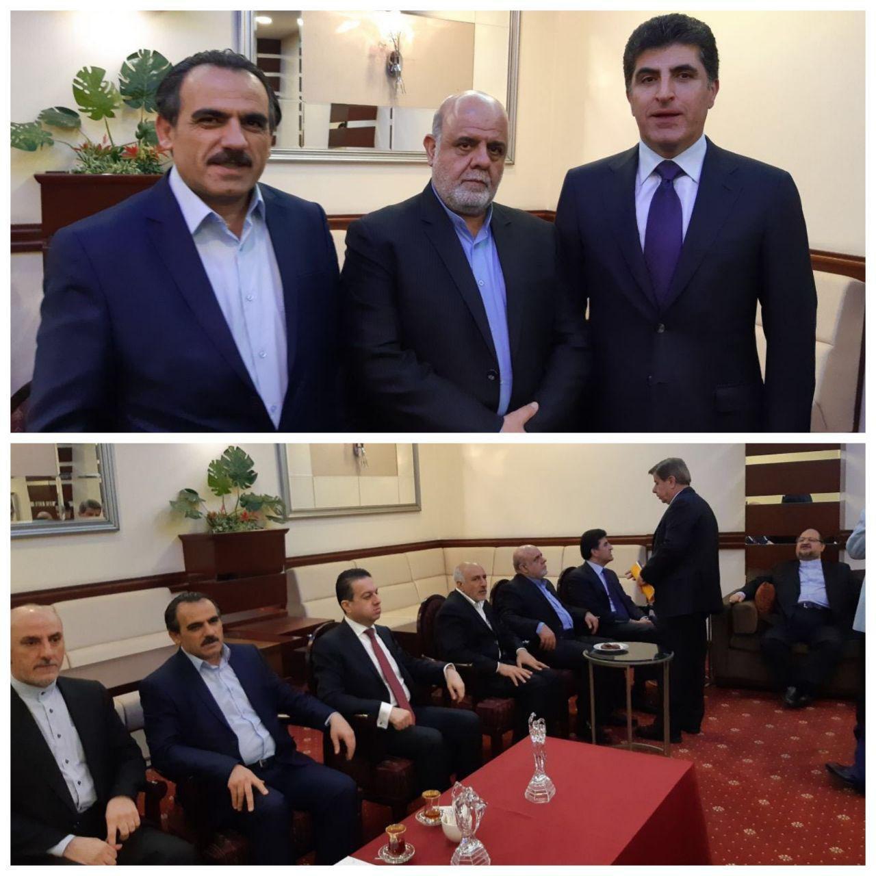 گزیده ای از توافقات جدید ایران با اقلیم کوردستان