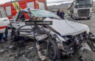 6کشته و زخمی در محور سقز دیواندره