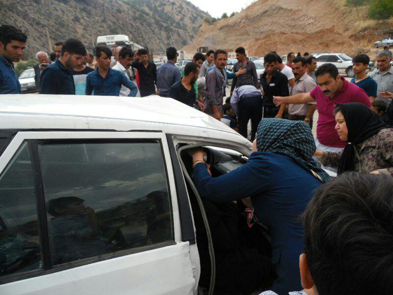 فرهنگ شهروندی: مواجهه با صحنه تصادف