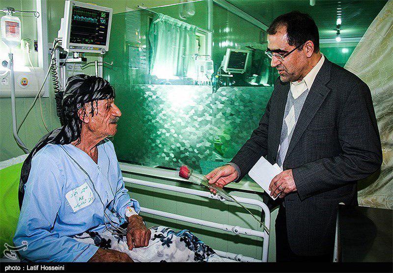 فردا  10 طرح پزشکی با حضور وزیر بهداشت در کردستان افتتاح می شود.